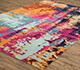 Jaipur Rugs - Hand Tufted Wool and Viscose Blue TAQ-4306 Area Rug Floorshot - RUG1084862