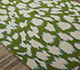Jaipur Rugs - Hand Tufted Wool and Viscose Green TAQ-6051 Area Rug Floorshot - RUG1060775