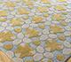 Jaipur Rugs - Hand Tufted Wool and Viscose Beige and Brown TOP-101 Area Rug Floorshot - RUG1093772