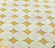 Jaipur Rugs - Hand Tufted Wool and Viscose Green TOP-106 Area Rug Floorshot - RUG1105088