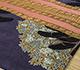 Jaipur Rugs - Hand Tufted Wool and Viscose Pink and Purple TOP-108 Area Rug Floorshot - RUG1093769