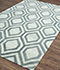 Jaipur Rugs - Hand Tufted Wool Grey and Black TRA-362 Area Rug Floorshot - RUG1077041