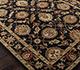 Jaipur Rugs - Hand Tufted Wool Grey and Black TRC-166 Area Rug Floorshot - RUG1021273