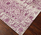 Jaipur Rugs - Hand Knotted Wool and Silk Ivory TX-503 Area Rug Floorshot - RUG1058073