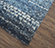 Jaipur Rugs - Hand Knotted Wool and Viscose Blue USL-153 Area Rug Floorshot - RUG1101124