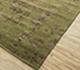 Jaipur Rugs - Hand Knotted Wool and Viscose Green YRH-703 Area Rug Floorshot - RUG1066010