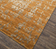 Jaipur Rugs - Hand Knotted Wool and Viscose Beige and Brown YRH-703 Area Rug Floorshot - RUG1066101