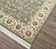 Jaipur Rugs - Hand Knotted Wool Green BT-107 Area Rug Floorshot - RUG1062304