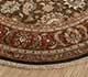 Jaipur Rugs - Hand Knotted Wool Beige and Brown JC-132 Area Rug Floorshot - RUG1042970