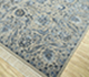Jaipur Rugs - Hand Knotted Wool and Silk Blue QNQ-10(CM-01) Area Rug Floorshot - RUG1068505