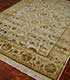 Jaipur Rugs - Hand Knotted Wool and Silk Beige and Brown QNQ-21 Area Rug Floorshot - RUG1043317