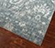 Jaipur Rugs - Hand Knotted Wool and Bamboo Silk Blue ESK-624 Area Rug Floorshot - RUG1058432