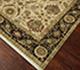 Jaipur Rugs - Hand Knotted Wool Gold OM-01 Area Rug Floorshot - RUG1044434