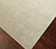 Jaipur Rugs - Hand Knotted Wool and Silk Ivory QM-951 Area Rug Floorshot - RUG1076795