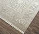 Jaipur Rugs - Hand Knotted Wool and Silk Blue QNQ-21 Area Rug Floorshot - RUG1046064