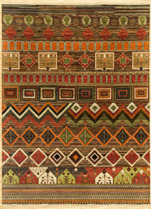 artisan-originals-red-orange-ginger-brown-rug1073004