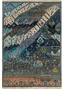artisan-originals-steel-blue-paradise-green-rug1083956