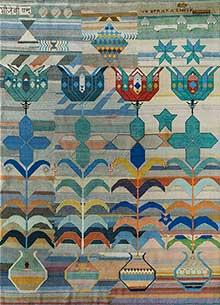 freedom-manchaha-ashwood-velvet-red-rug1120396