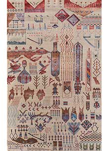 artisan-originals-peach-carnation-skyline-blue-rug1108566