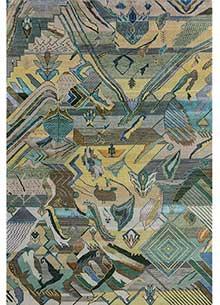 artisan-originals-chartreuse-pearl-blue-rug1110902