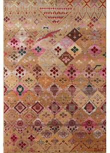 artisan-originals-brick-red-copper-tan-rug1111235