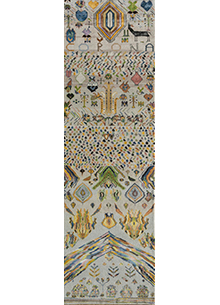 artisan-originals-antique-white-red-orange-rug1105886