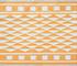 Saffron / White