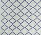 Undyed Linen/Ink Blue