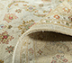 Jaipur Rugs - Hand Knotted Silk Ivory ASL-13 Area Rug Loomshot - RUG1041926