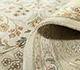 Jaipur Rugs - Hand Knotted Silk Ivory ASL-16 Area Rug Loomshot - RUG1035959