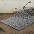 Jaipur Rugs - Hand Knotted Wool and Bamboo Silk Grey and Black LES-421 Area Rug Loomshot - RUG1092472