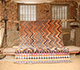 Jaipur Rugs - Hand Knotted Wool and Bamboo Silk Beige and Brown LES-484 Area Rug Loomshot - RUG1093574
