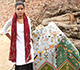 Jaipur Rugs - Hand Knotted Silk Blue LSL-302 Area Rug Loomshot - RUG1092457