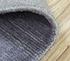 Jaipur Rugs - Hand Loom Lilen Grey and Black PHLN-01 Area Rug Loomshot - RUG1098227
