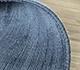 Jaipur Rugs - Hand Loom Viscose Blue PHPV-20 Area Rug Loomshot - RUG1091276