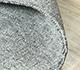 Jaipur Rugs - Hand Loom Viscose Grey and Black TX-1039 Area Rug Loomshot - RUG1092520