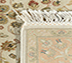 Jaipur Rugs - Hand Knotted Silk Ivory ASL-16 Area Rug Prespective - RUG1023506