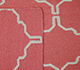 Jaipur Rugs - Flat Weave Wool Red and Orange DW-119 Area Rug Prespective - RUG1033086