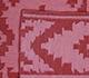 Jaipur Rugs - Flat Weaves Wool Red and Orange DW-51 Area Rug Prespective - RUG1033147