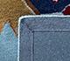 Jaipur Rugs - Hand Tufted Wool Blue LET-1564 Area Rug Prespective - RUG1081534