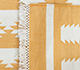 Jaipur Rugs - Flat Weaves Cotton Gold PDCT-07 Area Rug Prespective - RUG1107266