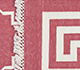 Jaipur Rugs - Flat Weave Cotton Red and Orange PDCT-103 Area Rug Prespective - RUG1107330