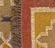 Jaipur Rugs - Flat Weaves Jute Red and Orange PDJT-109 Area Rug Prespective - RUG1107050