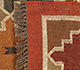 Jaipur Rugs - Flat Weaves Jute Red and Orange PDJT-112 Area Rug Prespective - RUG1091584