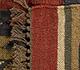 Jaipur Rugs - Flat Weaves Jute Red and Orange PDJT-114 Area Rug Prespective - RUG1107055
