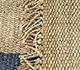 Jaipur Rugs - Flat Weaves Jute Beige and Brown PDJT-184 Area Rug Prespective - RUG1101286