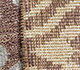 Jaipur Rugs - Hand Knotted Wool and Viscose Beige and Brown PKWV-12 Area Rug Prespective - RUG1033784