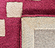 Jaipur Rugs - Hand Tufted Wool Pink and Purple PTWL-46 Area Rug Prespective - RUG1049951