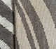 Jaipur Rugs - Hand Knotted Wool and Bamboo Silk Grey and Black YNB-06 Area Rug Prespective - RUG1055014