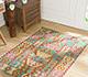 Jaipur Rugs - Flat Weave Wool Multi AFDW-227 Area Rug Roomscene shot - RUG1090924